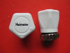 2 Heimeier Hand Adjustment Cap SENSING ELEMENT THERMOSTATIC HEAD 2001-00.325