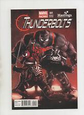 Thunderbolts #1 - Hastings Variant Venom! - (Grade 9.2) 2013