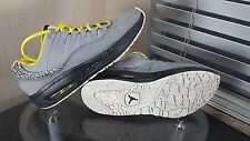 Nike Air Jordan CMFT Viz Air 11 LTR Mens Size 8.5 Stealth Gray Basketball Shoes