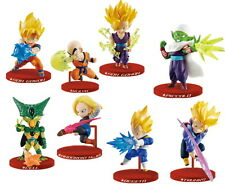 Dragonball Z Kai Deformed Fighting Collection Android 8 Figure Trunks Gokou Cell