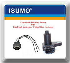 Crankshaft Position Sensor W/ Pigtail Connector Fits:Nissan Maxima & Infinit I30