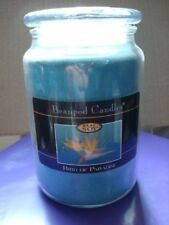 BEANPOD CANDLES BIRD OF PARADISE SOY JAR CANDLE **DISCONTINUED**  25oz   ~NEW~