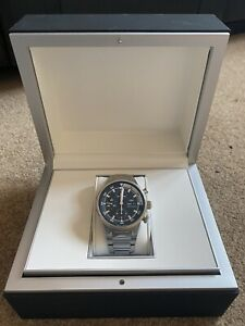 IWC Schaffhausen Aquatimer Day/Date Chronograph watch
