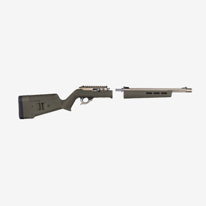 Magpul Hunter X-22 Takedown Stock for Ruger 10/22 Takedown, OD Green  MAG760-ODG
