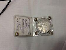 Regno D'Italia V. Emanuele III 20 Lire Elmetto / Cappellone 1928 periziata BB+
