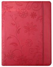 Koda Case for iPad 2/3/4 Blooms Collection, Color - Chili Pepper.