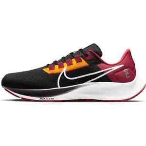 Brand New 2021 NCAA USC Trojans Nike Unisex Zoom Pegasus 38 Running Shoes NIB