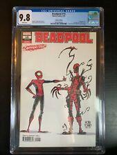 Deadpool 15 CARNAGE-IZED SKOTTIE YOUNG Variant CGC 9.8 Marvel Comics  RARE SY