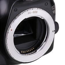 Pentax K Lens to Canon EOS EF Mount PK Adapter 40D 600D 1000D 1100D 550D 7D