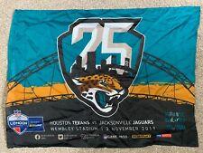 Houston Texans v Jacksonville Jaguars NFL WEMBLEY  2019  FAN FLAG