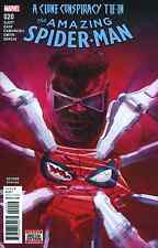 AMAZING SPIDERMAN 20 VOL 4 2015 2nd PRINT VARIANT NM CLONE CONSPIRACY
