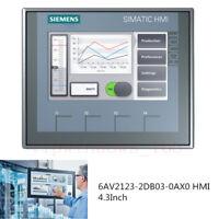 "SIEMENS SIMATIC HMI 6AV2123-2DB03-0AX0 Touch screen Panel PN 4.3"" Brand Original"