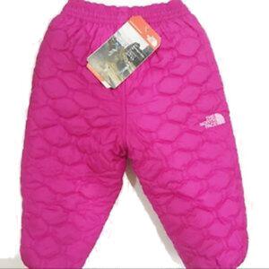 The North Face Kinder Baby Hose (Kleinkind), Leuchtend Pink 3-6 Monate