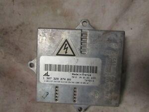 02-09 BMW 645Ci CL230 Xenon Ballast Headlight Control Unit 2002-2009 1307329074