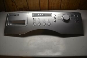 Samsung Washer User Interface and Main Control Board DC41-00052A