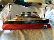 german tin boat Arnold
