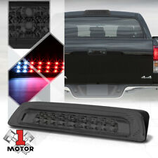 Smoke Tinted LED Third[3rd]Brake Light Cargo Functioned for 07-18 Toyota Tundra