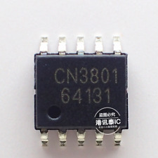 CN3801 Standalone LiFePO4 Battery Charger IC w/ Photovoltaic Cell MPPT Function