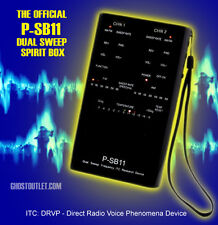 P-SB11 Dual Frequency Sweep Spirit Box FM/AM EVP Ghost Adventures Equipment ITC