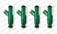 Set of 4 Bosch Fuel injector 2003-07 Mazda 2.3L L4 0280156193 / 4M8G-AA