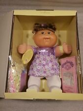 Vintage Cabbage Patch Kids Alexandra Emely Doll New in Box