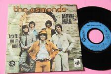 "THE OSMONDS 7"" 45 MOVIE MAN ORIG FRANCE 1973"