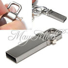 1/2/4/8/16/32GB Metal USB Flash Drive Memory Thumb Keychain Lock Clip Pen S