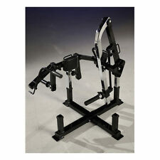 Powertec Workbench Accessory Rack for Olympic Weight Bench
