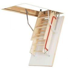 60cm X 111cm OptiStep Wood Timber Folding Loft Ladder & Hatch Postage