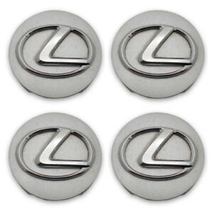 Center Caps Hubcaps Lexus Wheel OEM ES350 GS300 350 450h HS250h LS460 LS600 Set