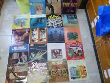 Lot de 19 disques vinyles 33 T TOURS musiques western populaires