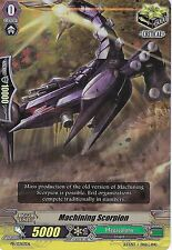 CARDFIGHT VANGUARD FOIL PROMO CARD: MACHINING SCORPION - PR/0363EN