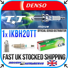1x DENSO IKBH20TT (4705) IRIDIUM TT SPARK PLUG - WHOLESALE PRICE - IMPROVE MPG