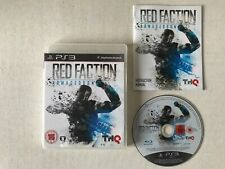 PS3 Game Red Faction Armageddon