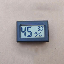 Digital LCD Indoor Convenient Temperature Humidity Meter Thermometer Hygrometer