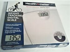 health o meter, weight tracking digital scale