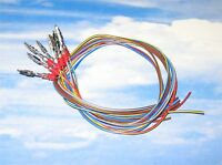 5x 30cm Reparatur Leitungen Kabel 0,35mm² 000979019E Kontakt VW Audi Seat BMW
