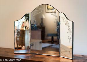 Laura Ashley Dressing Table Mirror