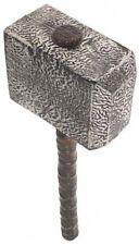Hammer Thor Replica Prop Adult Marvel Cosplay Mjolnir Battle Avengers Costume US