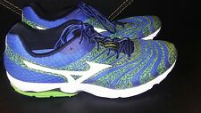 Mizuno Wave Sayonara 2 Men  Round Toe Synthetic Multi Color Running Shoe size 14