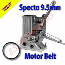 SPECTO 9.5mm Cine Projector Motor Drive Belt - Model As Shown In Photo Only