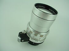 Steinheil Munchen 135mm F/3.5 Auto Tele Quinar Lens For Exakta - Used Glass