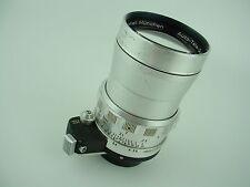 Steinheil Munchen 135mm F/3.5 Auto Tele Quinar Lens For Exakta - Used Glass