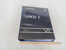 CATALOGO MANUALE OFFICINA LANCIA 1995 LANCIA Y   1° VOLUME 1° SERIE