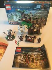 LEGO Pirates Of The Caribbean The Cannibal Escape (4182)
