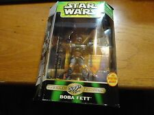 Star Wars Special Edition 300th Figure Boba Fett w/Rocket Firing Backpack
