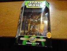Star Wars Special Edition 300th Figure Boba Fett w/Rocket Firing Backpack