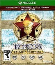 Tropico 5: Penultimate Edition (Microsoft Xbox One, 2017)