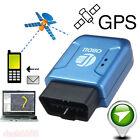 OBD II Car Vehicle Truck GPS Realtime Tracker Mini Spy Tracking Device GSM GPRS