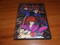 Rurouni Kenshin - Vol. 7: Shadow of the Wolf (DVD, 2001)